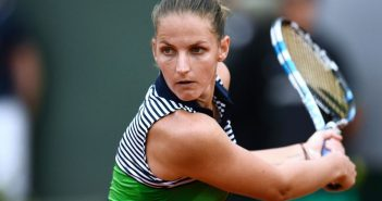 Karolina Pliskova Tennis