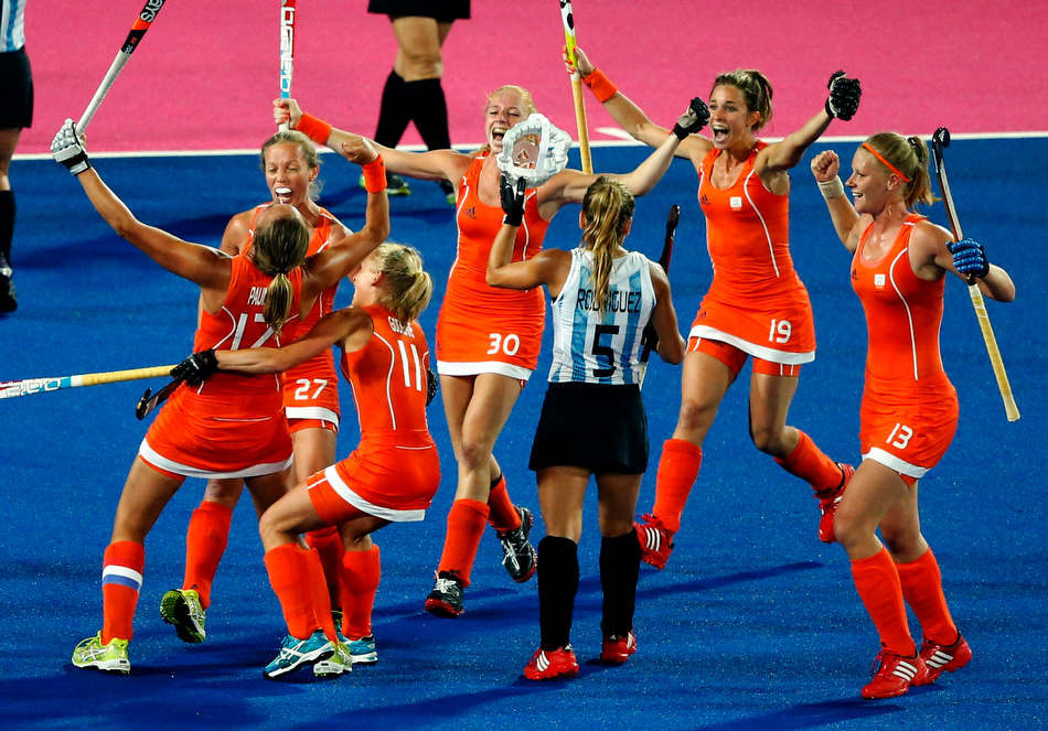 argentina women's hockey team