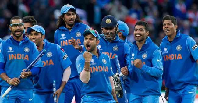 india in one day internationals