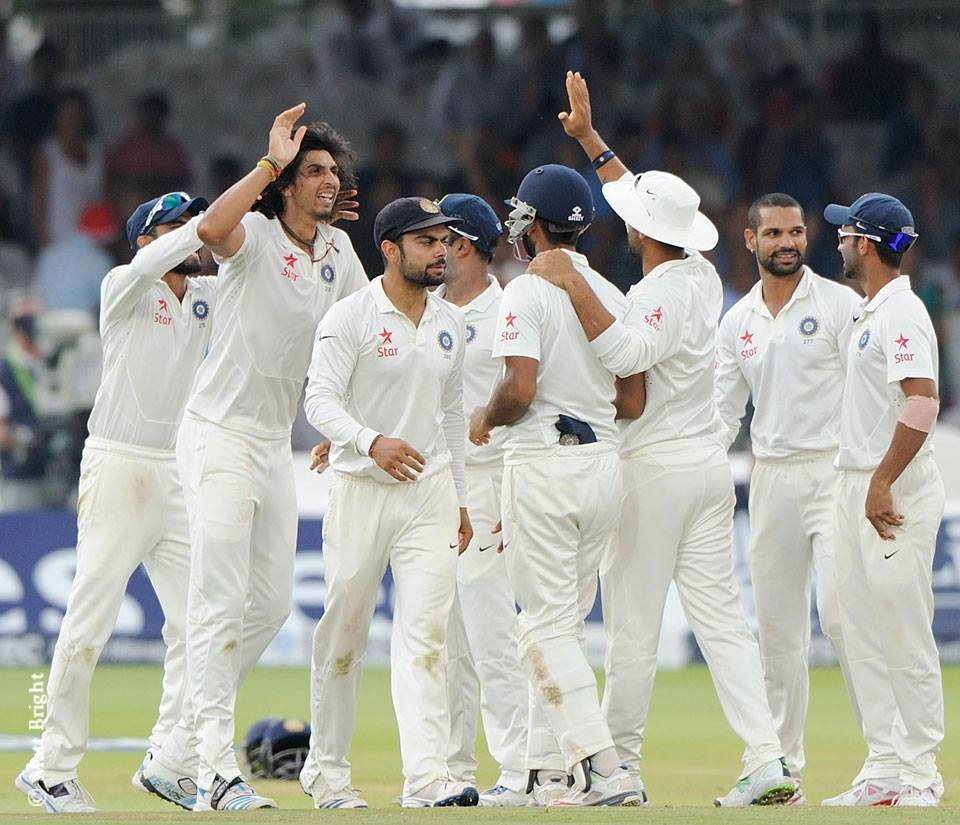 india in test cricket