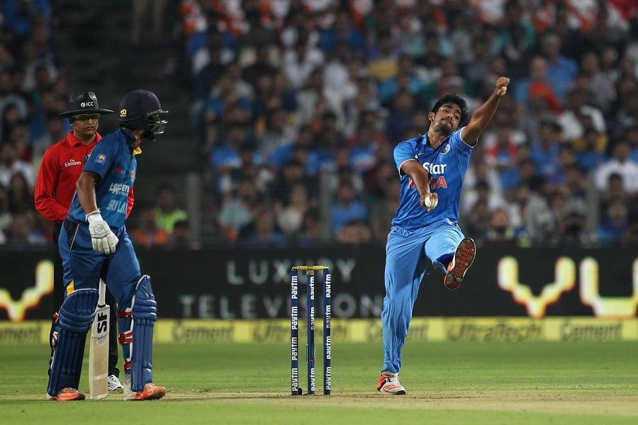 1st Paytm T20 Match India v Sri Lanka Pune