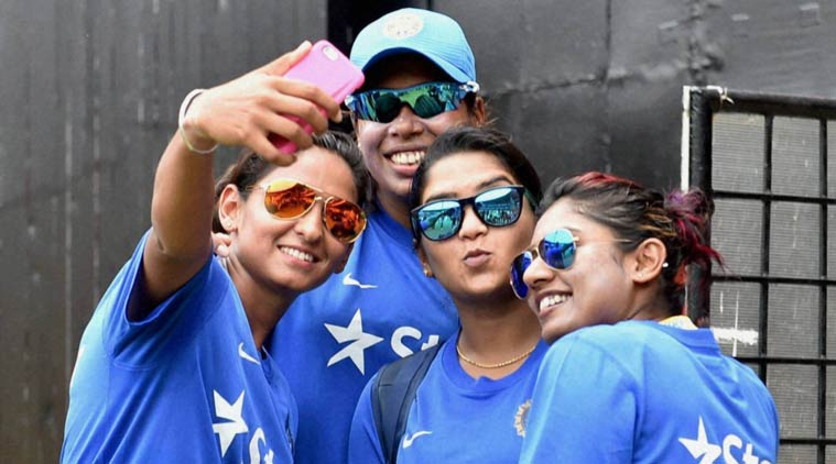 indian womens cricket stars