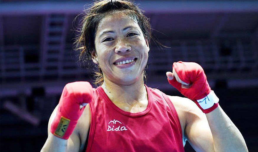 mary kom boxing indian sports stars