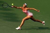 sharapova playing tennis benefits