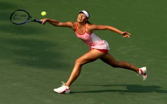 sharapova playing tennis benefits