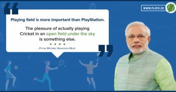 Modi's Mann Ki Baat on Sports