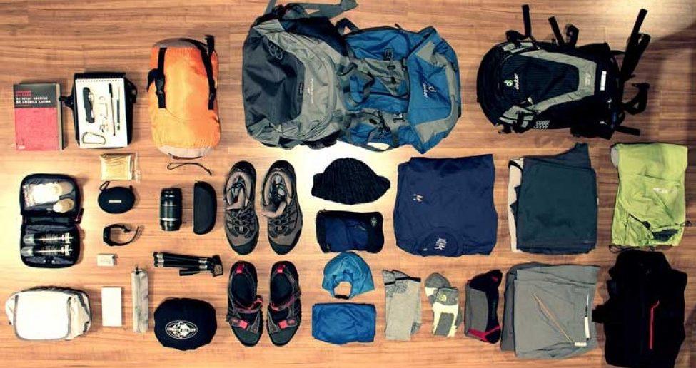 things to take on a trek