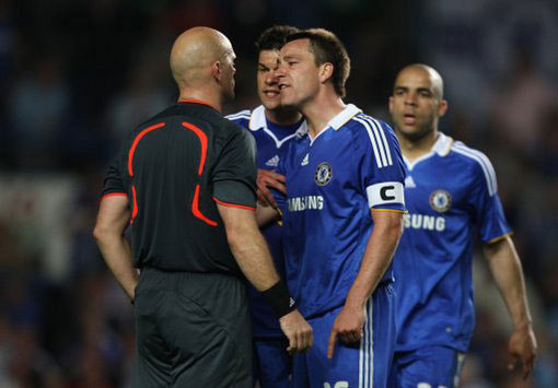 Chelsea vs Barcelona 2009