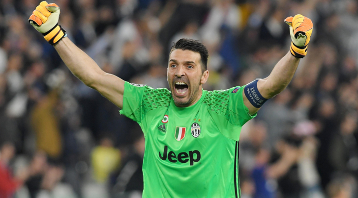 Gianluigi Buffon goalkeeper
