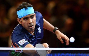 Sharath Kamal Indian Table Tennis Players