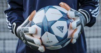 best goalkeeping football gloves
