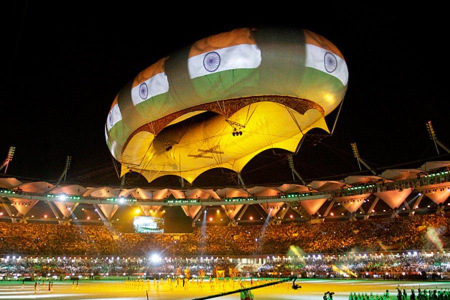 commonwealth games 2010 india