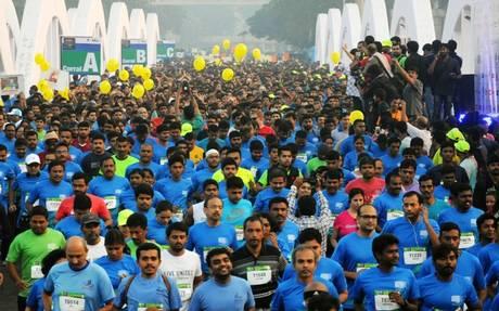corporate marathons