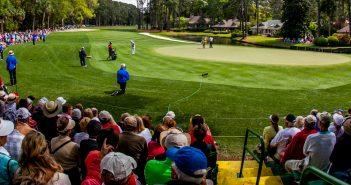 spectators guide golf tournament