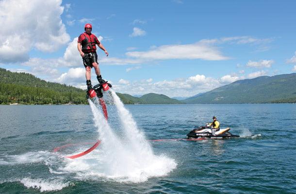 flyboarding goa