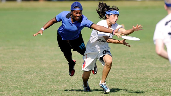 fouls in ultimate frisbee