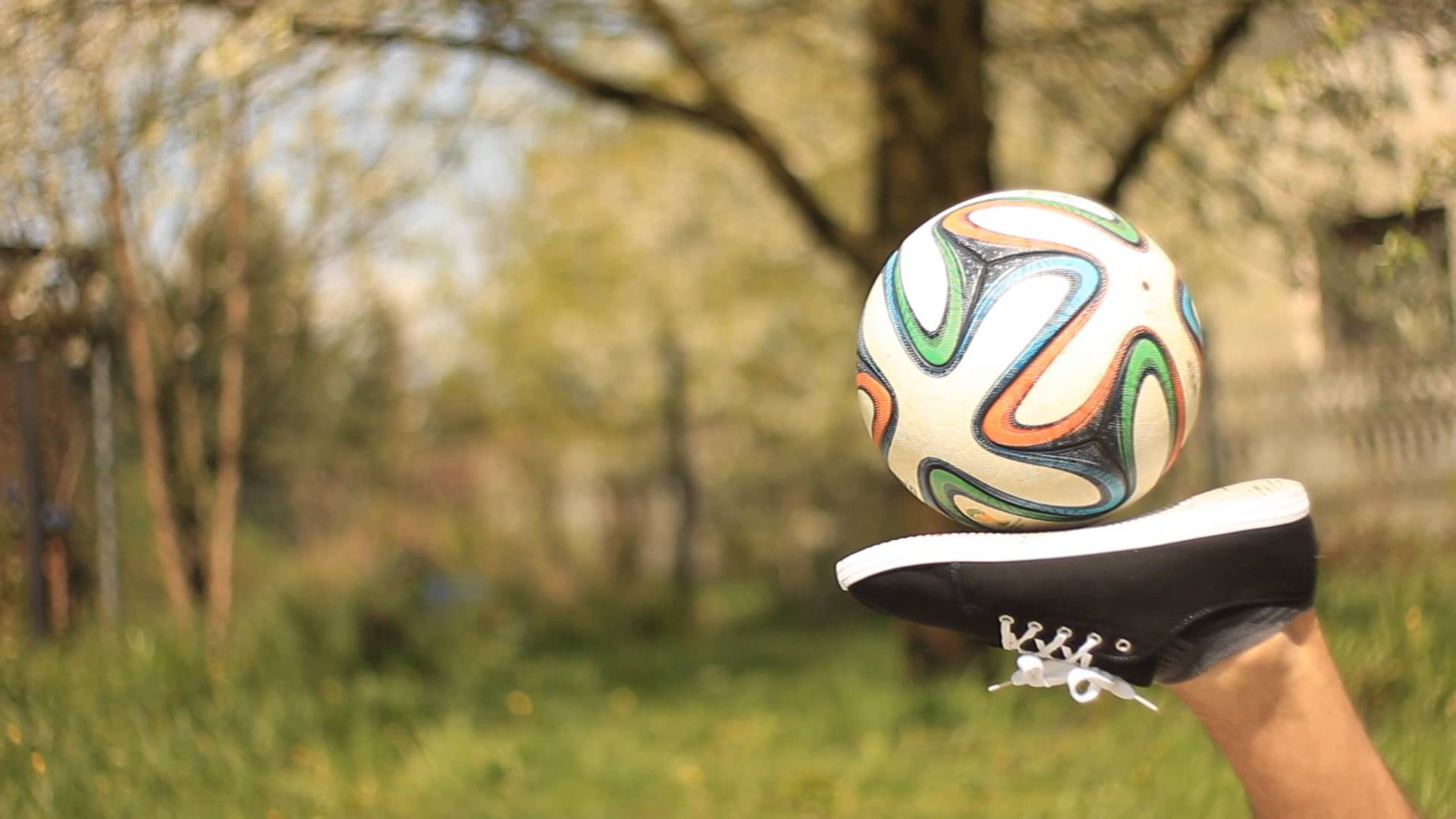 Start Practicing Freestyle Football