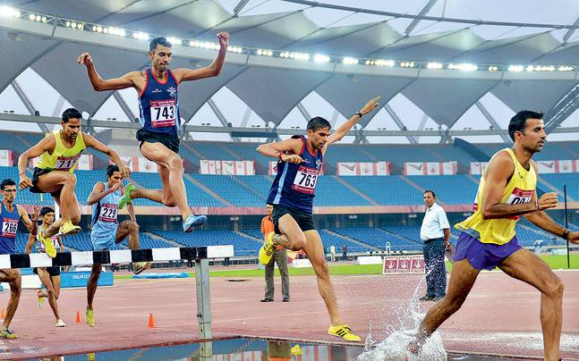indian athletes in rio