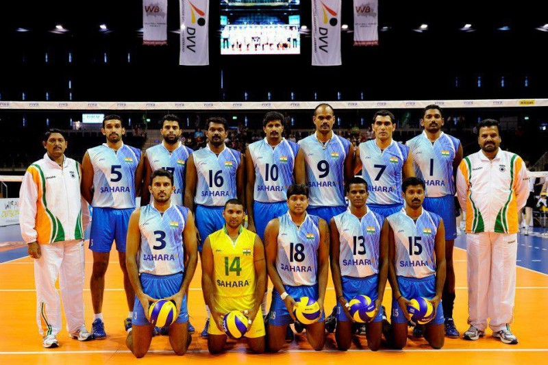 the indian national men's team