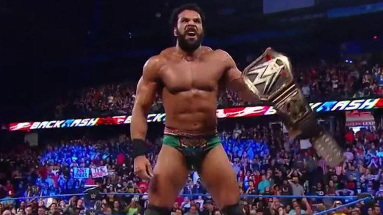 jinder mahal champion