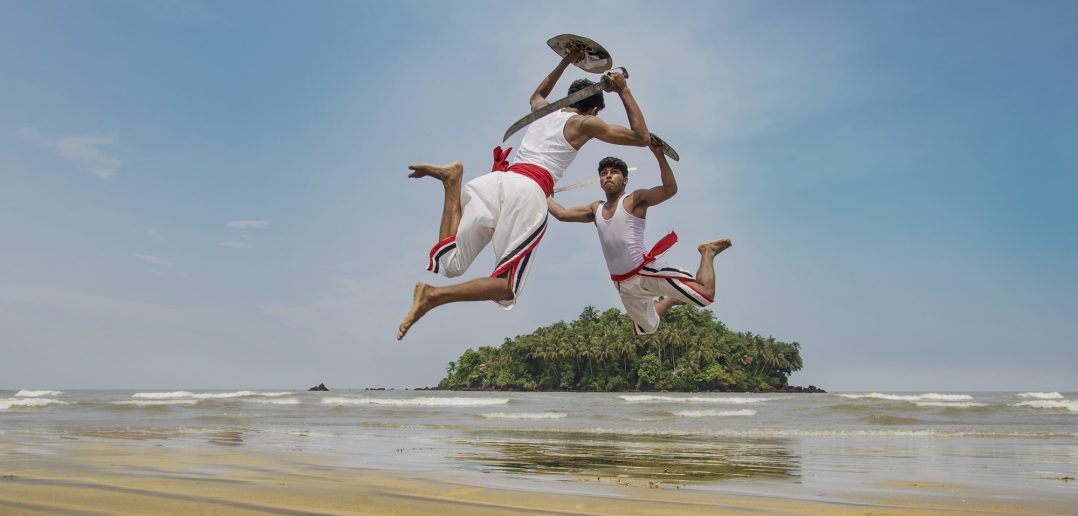 kalaripayattu native sports