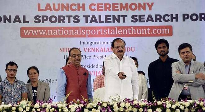 national talent search portal launch