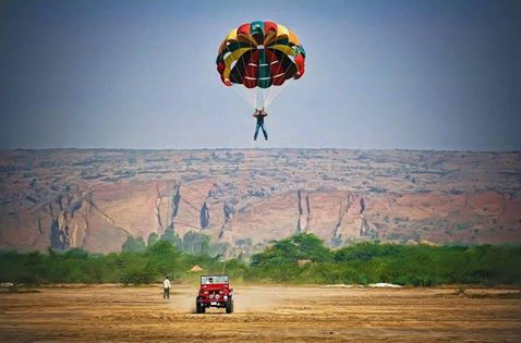 parasailing bangalore