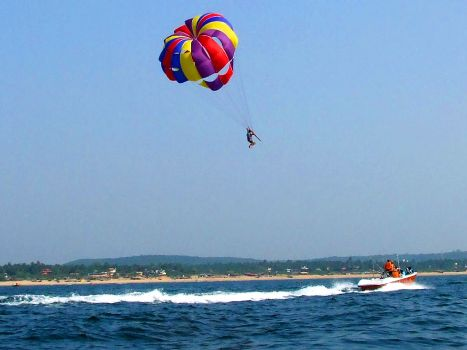 parasailing in maharashtra