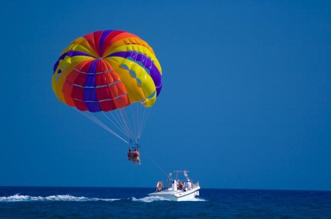 parasailing uttarakhand
