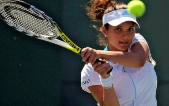 sania mirza indian tennis