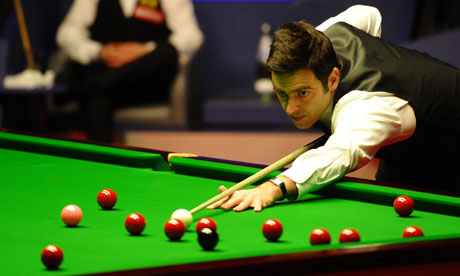 ronnie o'sullivan snooker v pool notes & queries