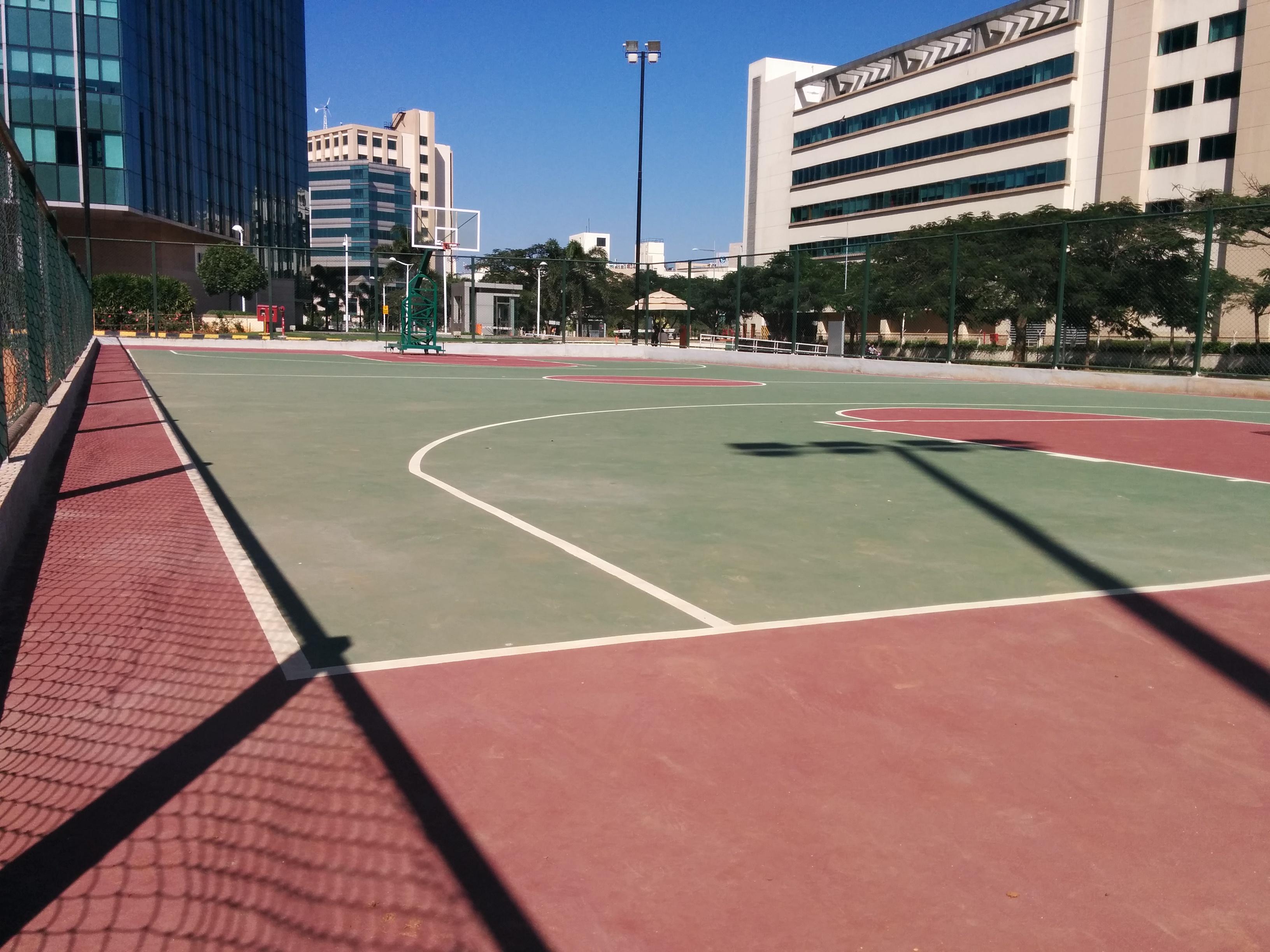 embassy basketball