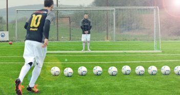 Football penalty kicks