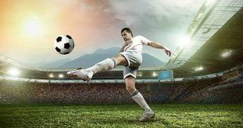 football forwards