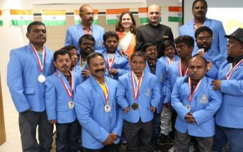 indian team world dwarf games