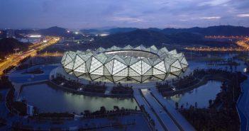 sports stadiums
