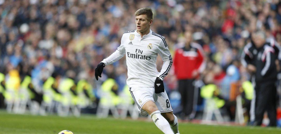 toni kroos football midfielder