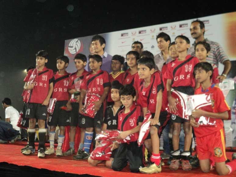 baichung bhutia football academy