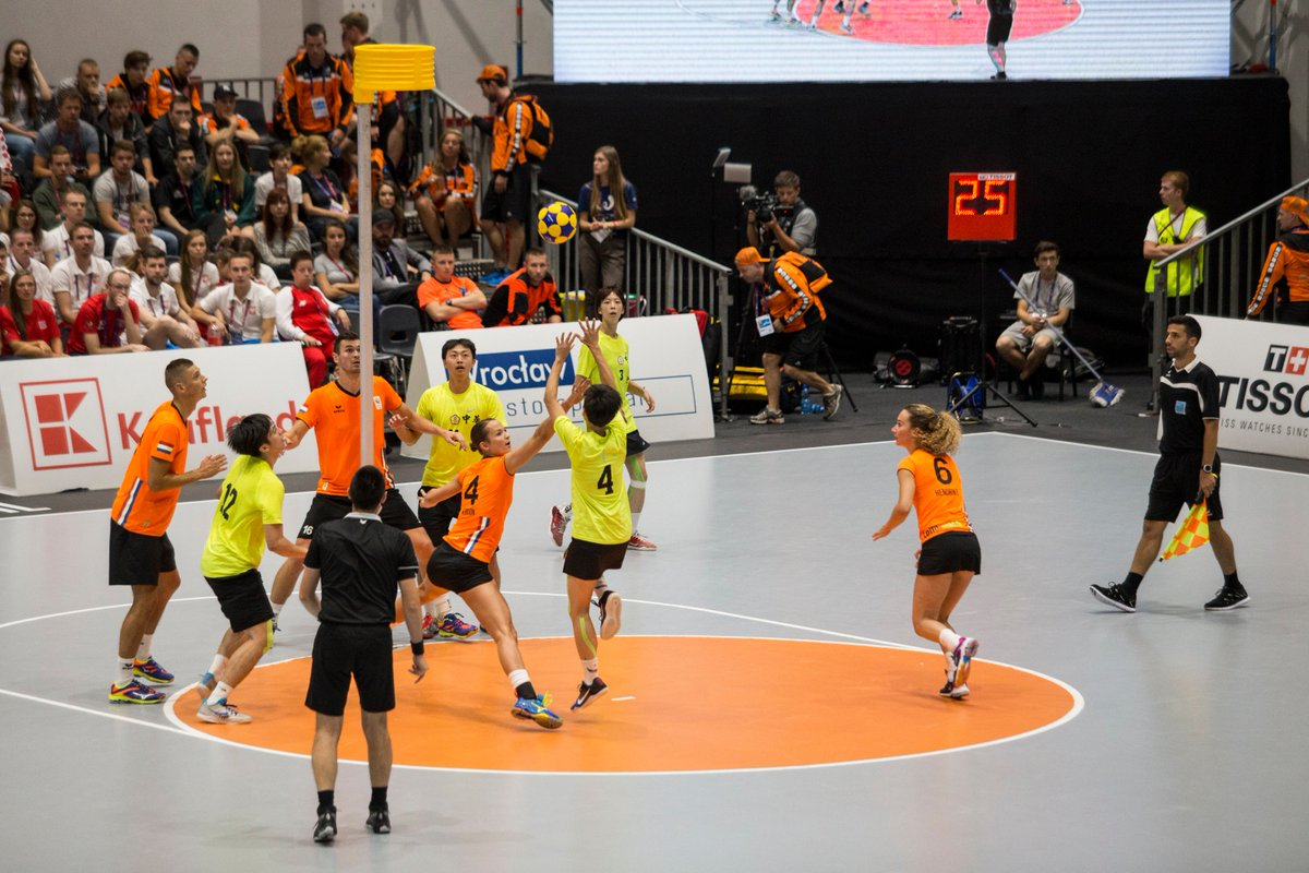 global recognition for korfball