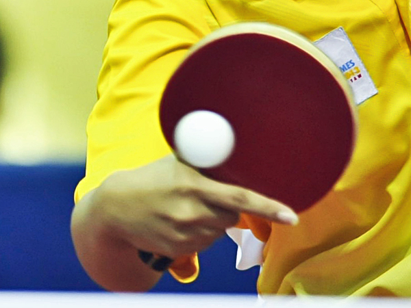 backhand grip table tennis