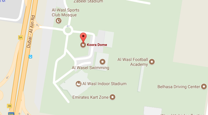 koora dome location