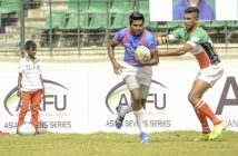 Roshan Lobo Indian rugby team