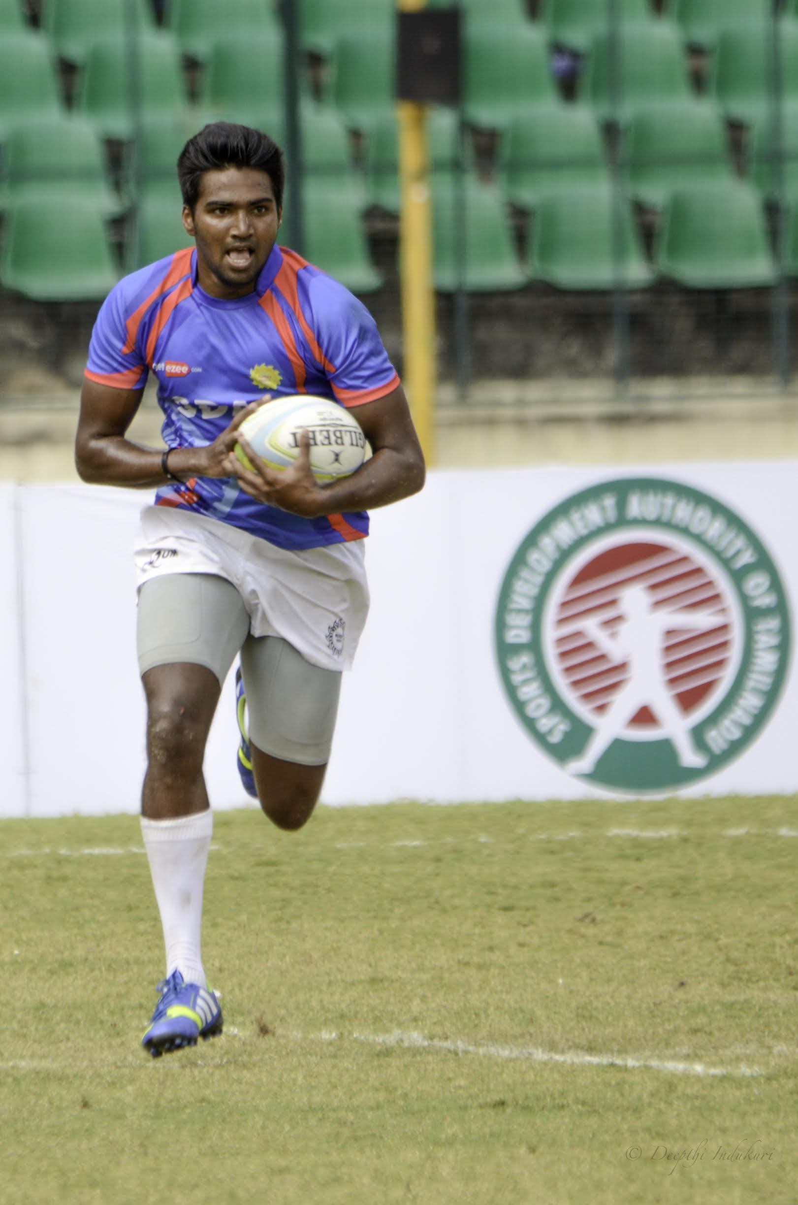 roshan playing rugby