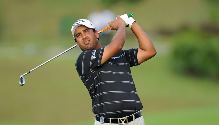 shiv kapur playing golf