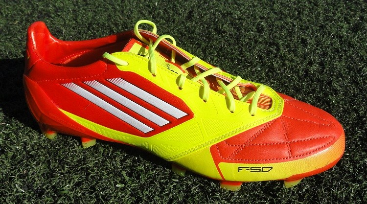 synthetic soccer boots