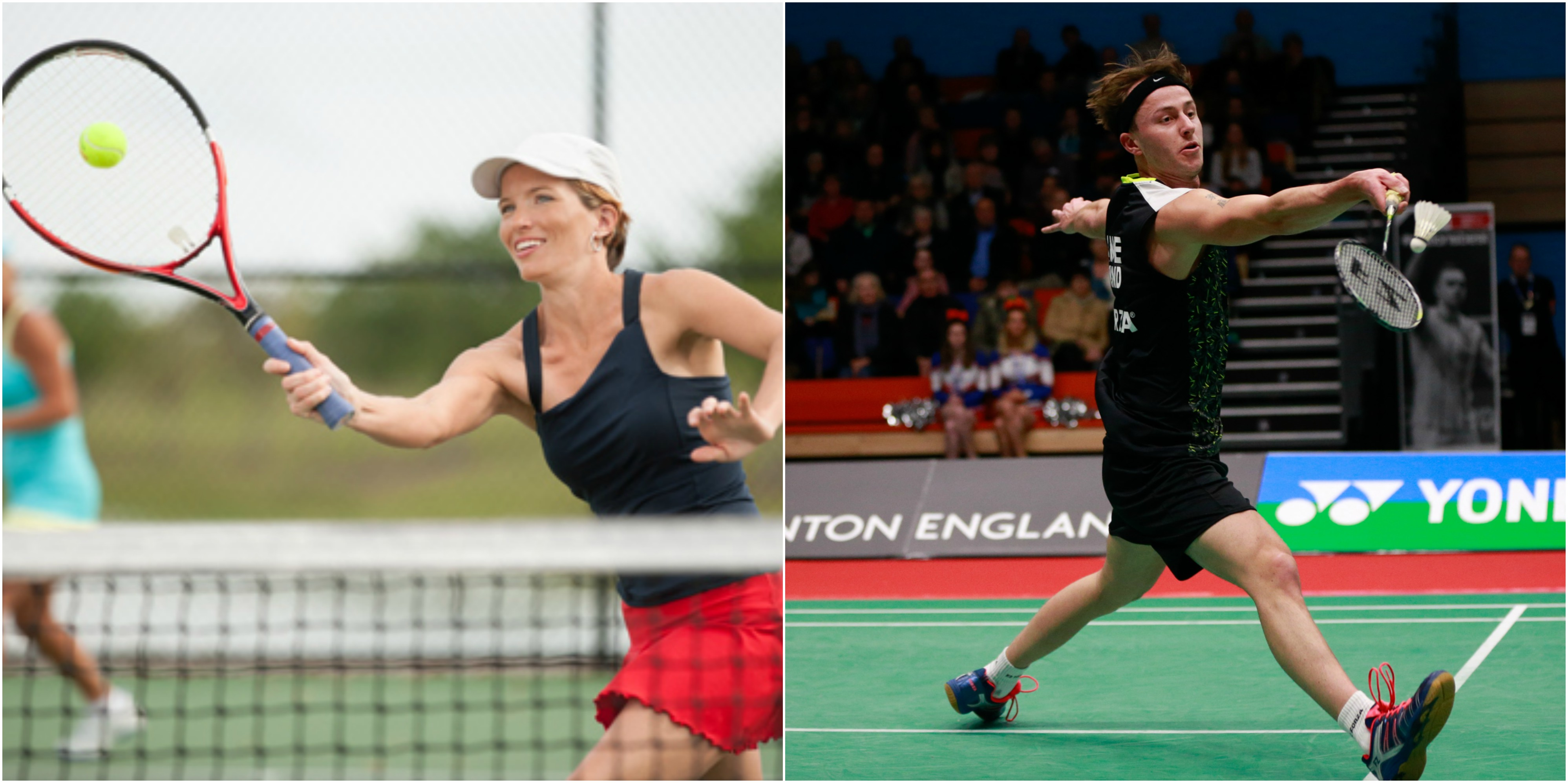 Tennis Vs Badminton: The Battle Of Racket Sports - Playo