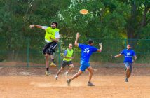 ultimate frisbee venues bangalore