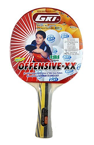 5 Best Table Tennis Rackets That You Can Buy Online Playo