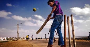 becoming cricketer