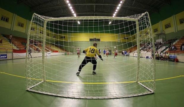 futsal goalie